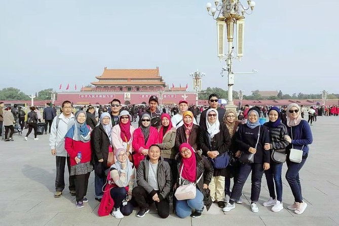Beijing Private Muslim Tour to Niujie Mosque, Forbidden City & Temple of Heaven