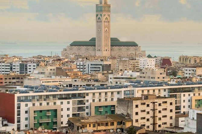 Half-day private tour of Casablanca