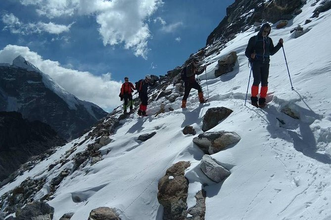 12 Days Gokyo Valley Trek From Kathmandu