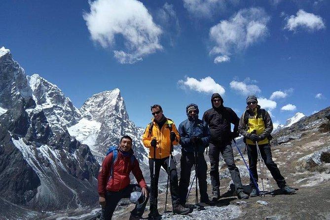 12 Days Gokyo Valley Trek From Kathmandu