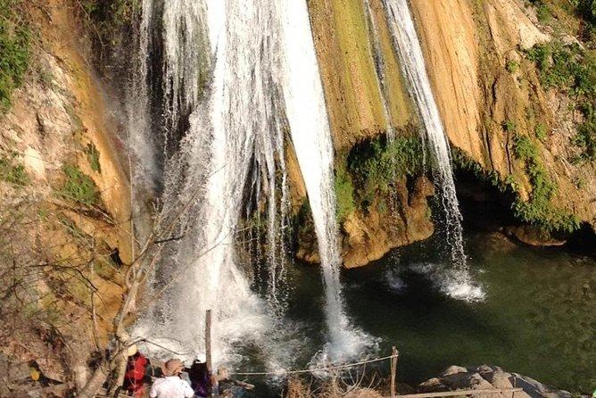 Magic Waterfalls of Copalitilla