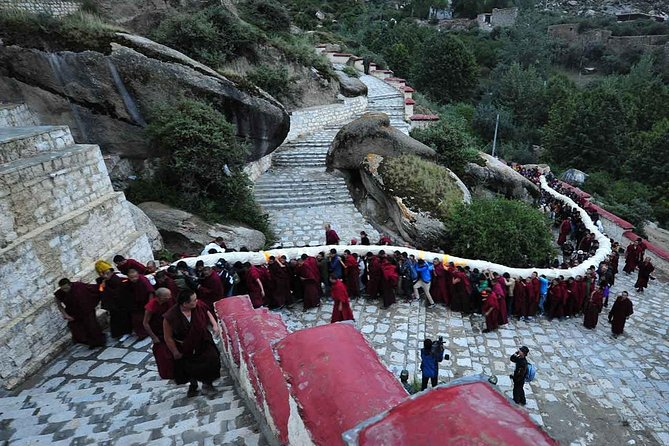 8 Days Tibet Spiritual Loop