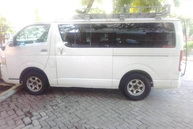 Diani - S.G.R / Moi Intl Airport Transfers