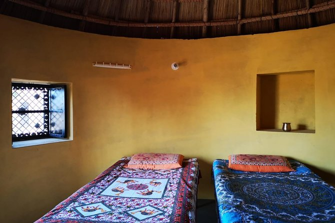 The Jhumpa(Hut) Village Homestay In Desert Under Stars Near Jodhpur