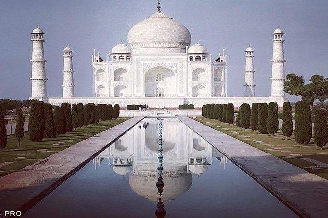 Golden Triangle India Tour 4 Days