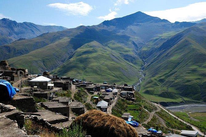 Trip to Guba - Khinalug Village