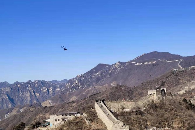 Beijing Private Layover Trip to Mutianyu Great Wall by English Speaking Driver