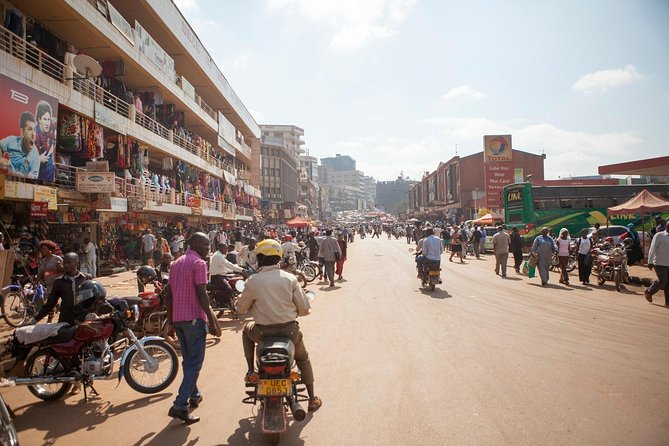 2 days Kampala-Entebbe city tour