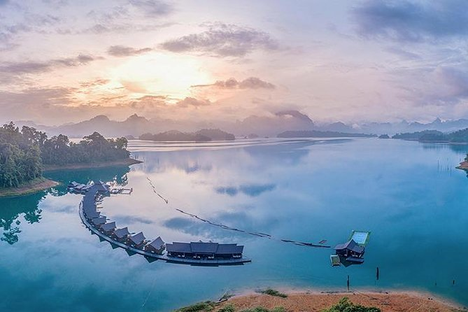 Khao Sok: Full-Day Chiew Larn Lake Tour: from Krabi Area
