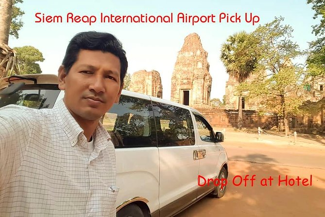 Siem Reap Airport Taxi (Airport - Hotel - Airport)