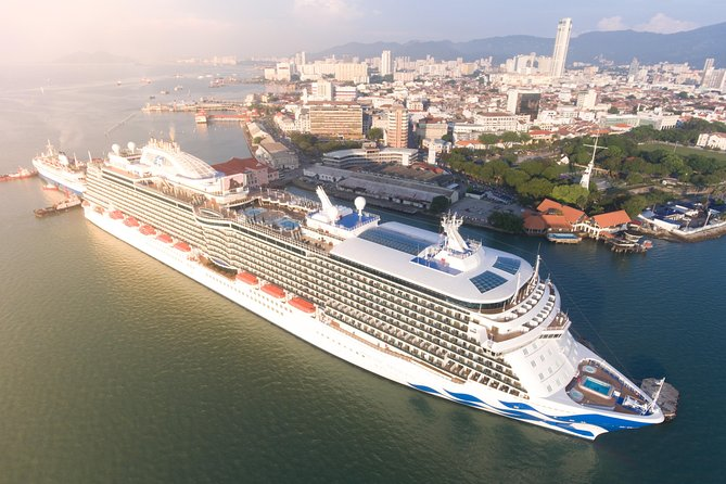 Kuala Lumpur Cruise Excursion: Top 12 Attractions Tour Include All Entrance Fee