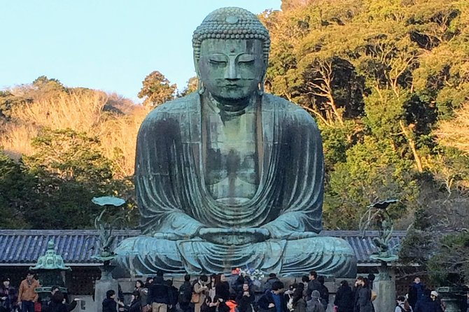 Kamakura Tour, seeing ancient capital city 800 years ago