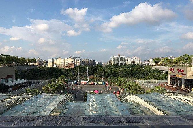 Shenzhen Airport => Zhuhai City Town