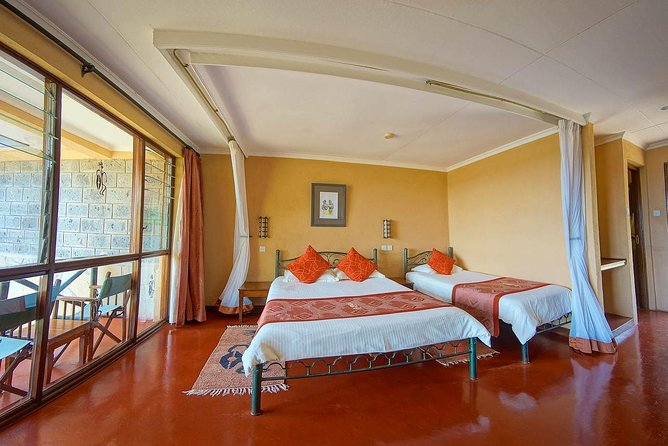 2 Days Tsavo East - Ashnil Aruba Camp ( Minimum 2 Pax)