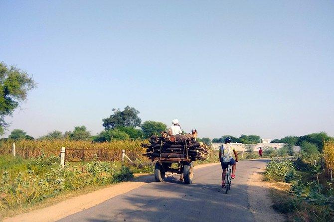 Delhi- Agra Long Distance Bicycle Trip