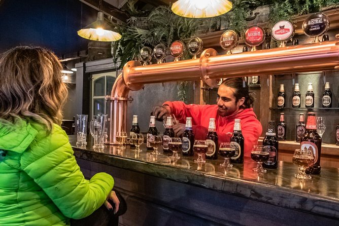 Punta Arenas Small Group Beers & Brewery Tour with a Local Guide