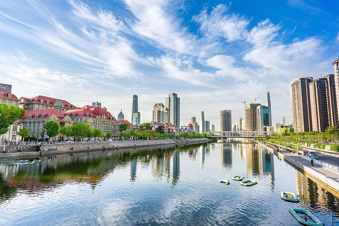 Tianjin City and Haihe River Boating Tour from Beijing by High-speed Train photo 4