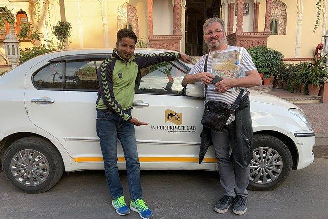 Jaipur Sightseeing by Car