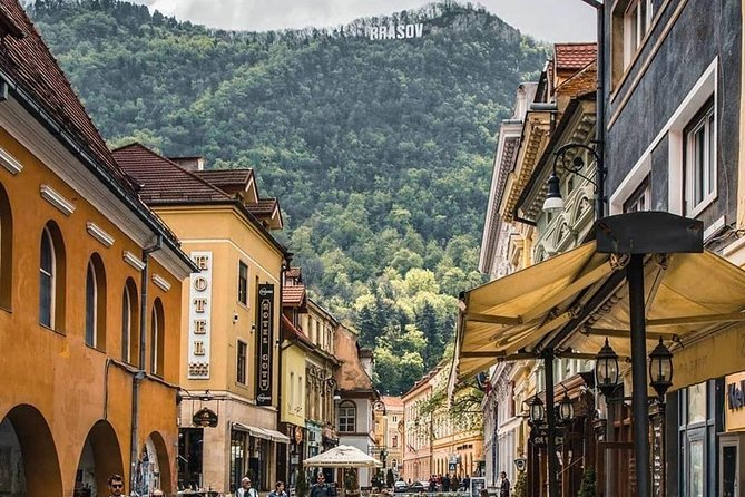 Private Transfer From Bucharest to and from Brasov City Price/Car 1-4 Seats