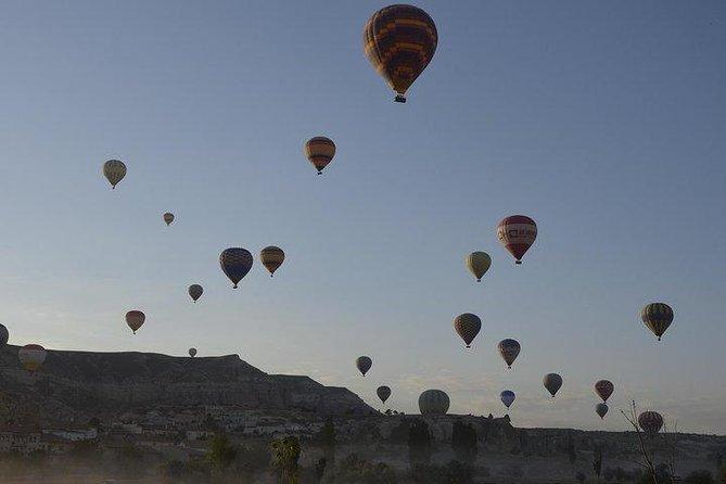 Deluxe Hot Air Balloon Tour Cappadocia
