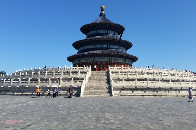 Bejing Private In-depth Tour of Explore More in Temple of Heaven and Hutong
