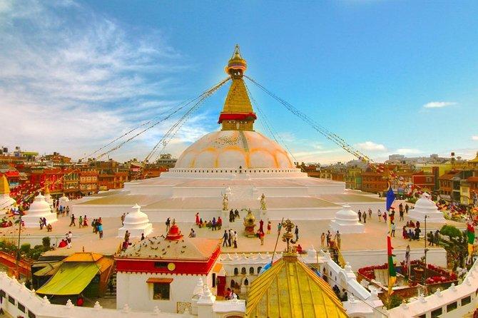 Four UNESCO world heritage sites of Kathmandu sightseeing