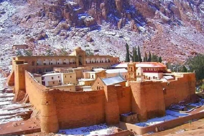 Saint Catherin over day tour from Sharm El-Sheikh