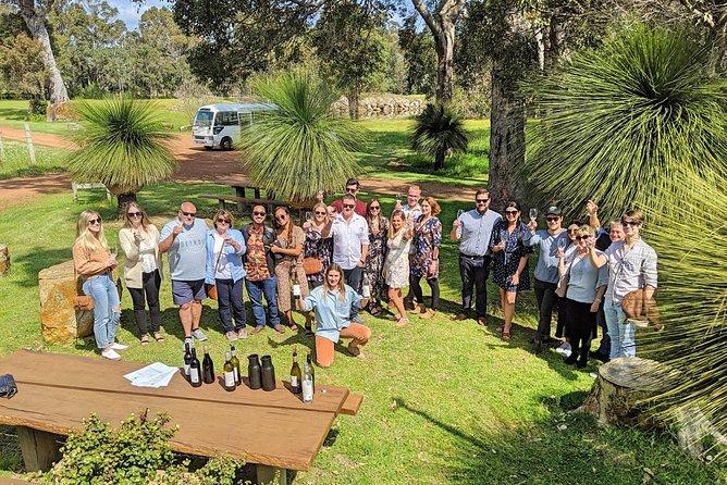 Wine, Food & Beer Tour (au départ de Dunsborough, Busselton, Yallingup)