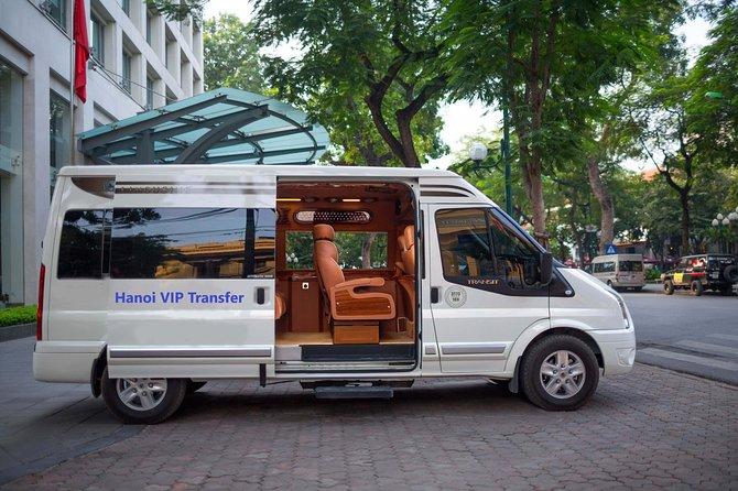 Private limousine transfer round trip Hanoi - Ninh Binh (for sight-seeing)