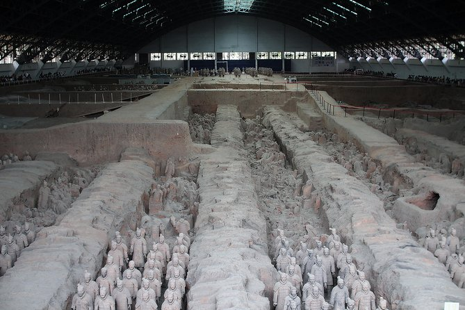 A Best Day-Terracotta Warriors Discovery