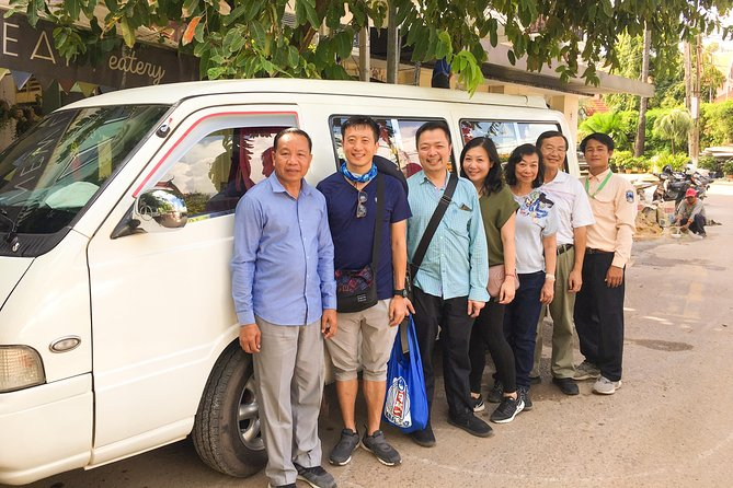 Private Taxi Service From Siem Reap - Battambang