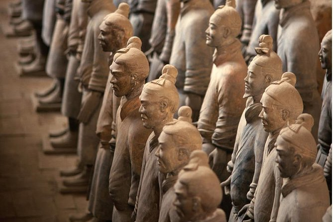 Xi'an Small Group Tour to Terra-cotta Army and Banpo Neolithic Village