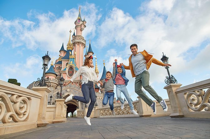 Disneyland Paris Multi Day Ticket 2020