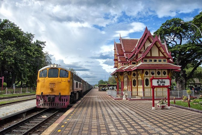 The other side of Hua Hin and Cha-am