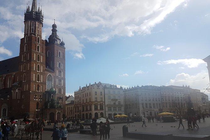 Krakow Airport Transfer by Private Van