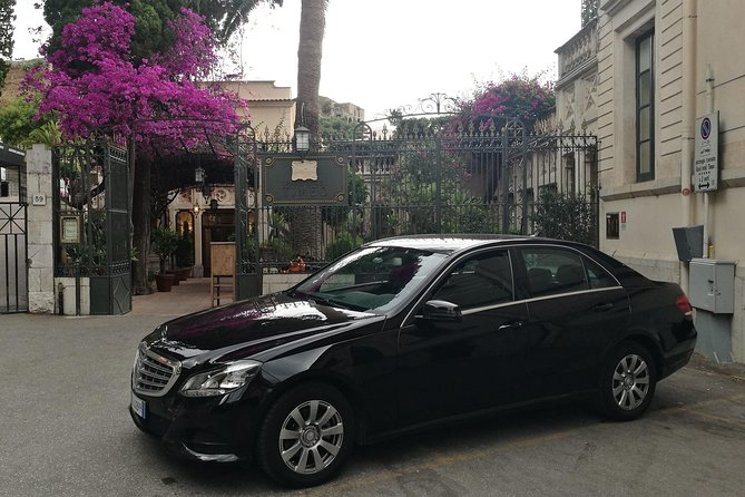 Private Transfer from Catania Airport to Taormina with option of Tours