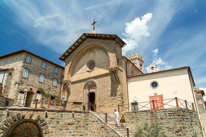 Private Transfer: Civitavecchia Port to Radda in Chianti or vice versa