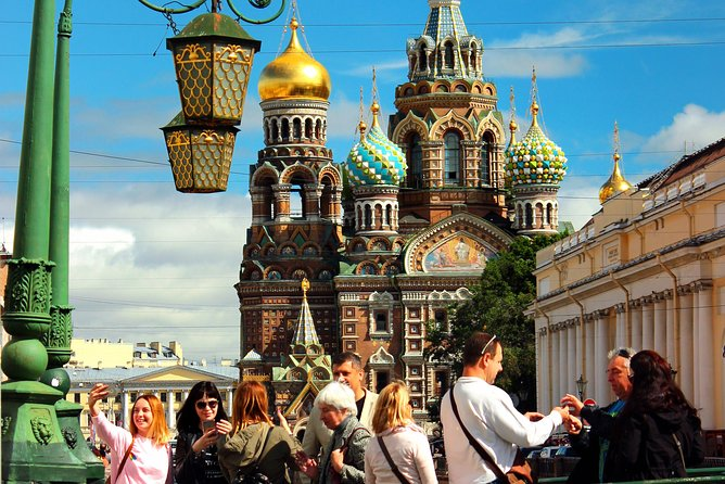 Churches and cathedrals tour in St. Petersburg