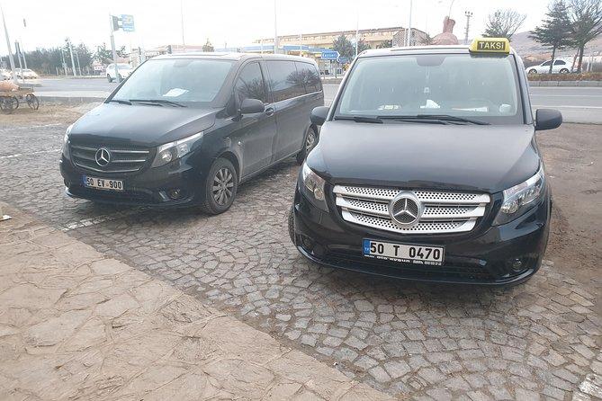 Luxury taxi transfer