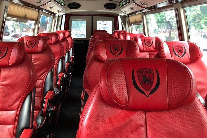 Limousine bus Hanoi - Ninh Binh ( Tam Coc ) & Simcard 5GB/30 days