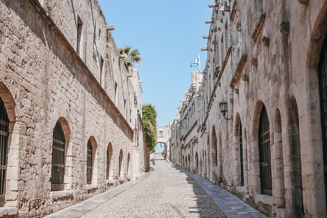 New Rhodes & Medieval Town Guided Tour