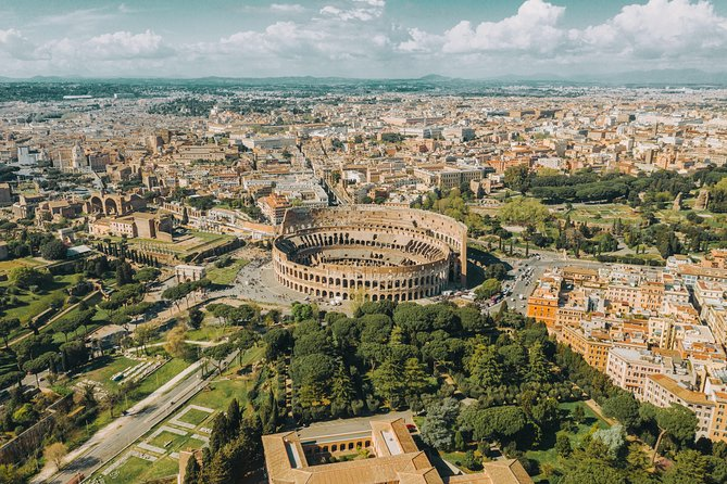 ROME COLOSSEUM: Guided experiences on choice with fast access