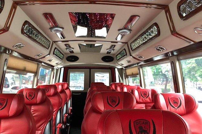 Limousine bus Hanoi - Ninh Binh ( Tam Coc ) & Hanoi Cyclo tickets 60 mins