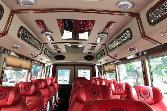 Limousine bus Hanoi - Ninh Binh ( Tam Coc )