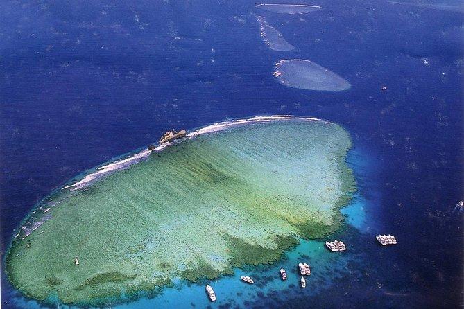 Tiran Island Tour By Boat From Sharm El-Sheikh