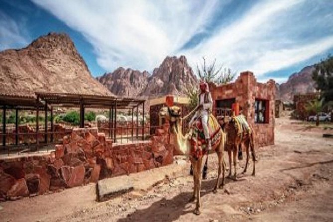From cairo : Best 2 days in sharm el sheikh with saint Catherine monastery
