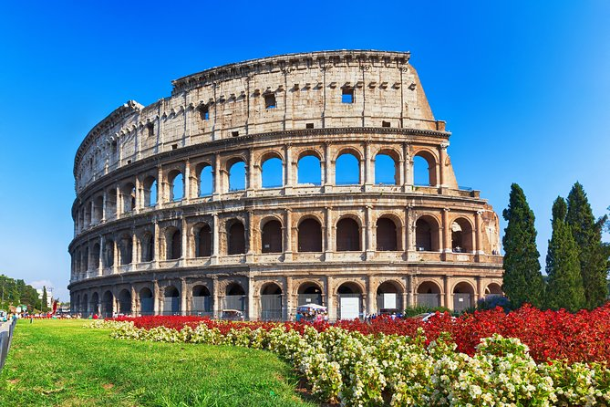 Rome 3 hour walking tour