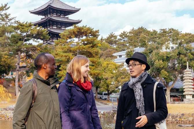 Beautiful Private Nara Day Trip with a Local: Deers, Temples & Shrines
