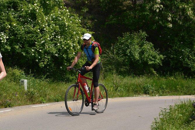 100 km randonnée vélo prés de Bucarest