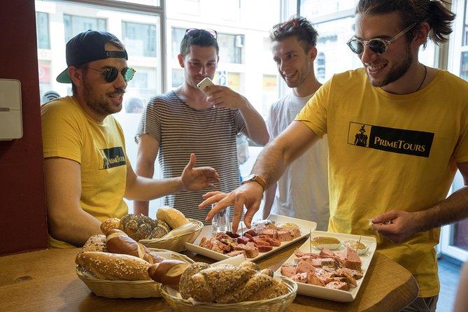 Local Street Food, Markets & Craft Beer Adventure